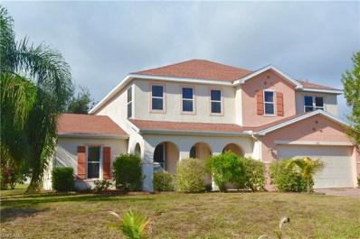 706 16th PL, Cape Coral, FL 33993 - MLS#: 218081941