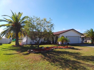 922 27th ST, Cape Coral, FL 33904 - #: 218082008