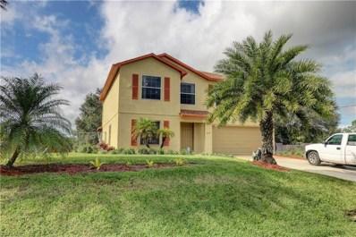 1517 Canton AVE, Lehigh Acres, FL 33972 - MLS#: 218082216