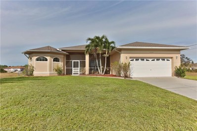 4106 12th W ST, Lehigh Acres, FL 33971 - MLS#: 218082545