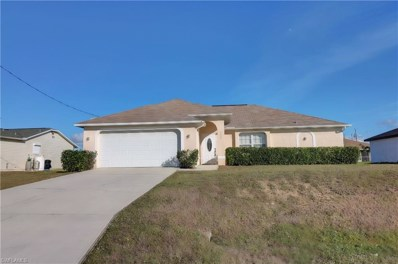 2417 9th AVE, Cape Coral, FL 33993 - MLS#: 218082575
