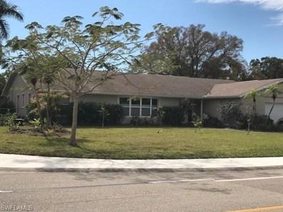 1592 Manchester BLVD, Fort Myers, FL 33919 - #: 218082583