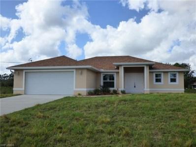 817 Johns AVE, Lehigh Acres, FL 33972 - MLS#: 218082608