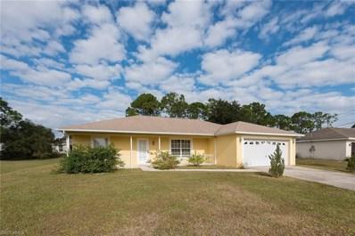 365 Claridge CIR, Lehigh Acres, FL 33974 - #: 218082747