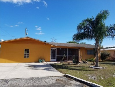 1642 Verona DR, North Fort Myers, FL 33903 - #: 218082799