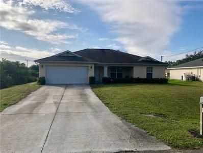 3203 39th W ST, Lehigh Acres, FL 33971 - MLS#: 218083016
