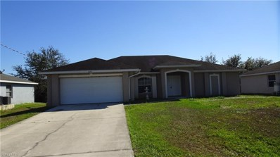 677 Woodcrest DR, Lehigh Acres, FL 33972 - #: 218083045