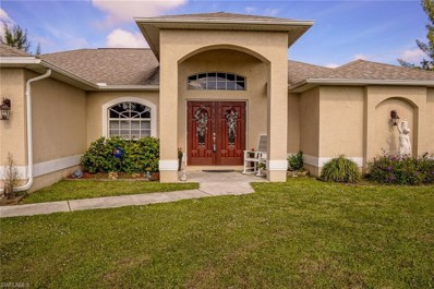 413 19th TER, Cape Coral, FL 33993 - #: 218083090