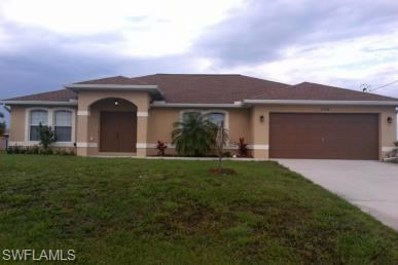 1134 4th PL, Cape Coral, FL 33909 - #: 218083183