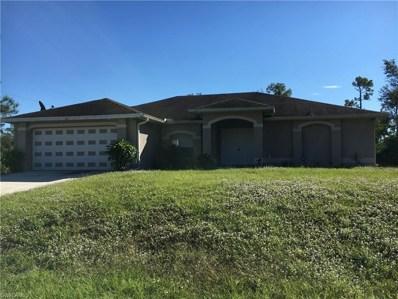3902 13th ST, Lehigh Acres, FL 33972 - MLS#: 218083204