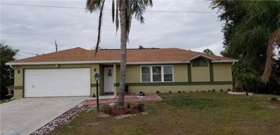 3204 9th W ST, Lehigh Acres, FL 33971 - MLS#: 218083217