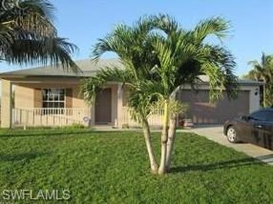 903 30th LN, Cape Coral, FL 33904 - #: 218083375