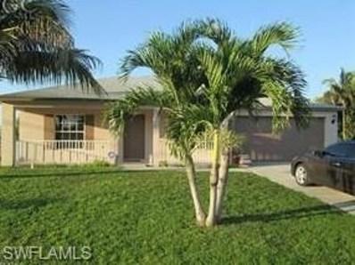 903 30th LN, Cape Coral, FL 33904 - MLS#: 218083375