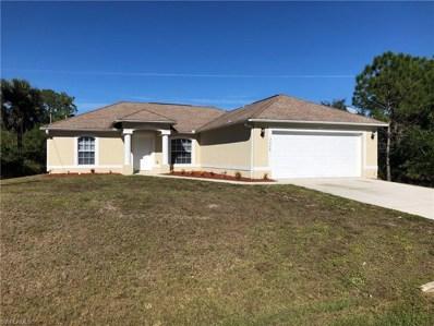 3908 16th W ST, Lehigh Acres, FL 33971 - MLS#: 218083435
