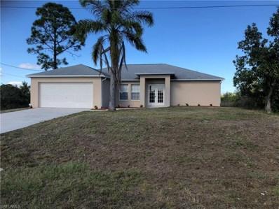 3208 9th W ST, Lehigh Acres, FL 33971 - MLS#: 218083443