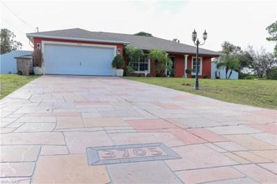 3705 3rd W ST, Lehigh Acres, FL 33971 - MLS#: 218083454
