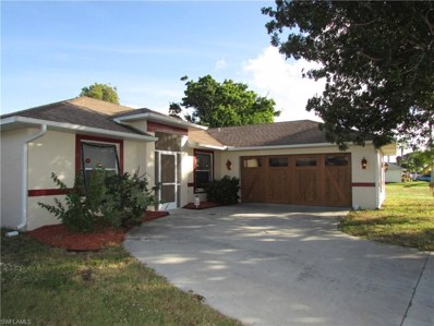 1057 21st AVE, Cape Coral, FL 33990 - MLS#: 218083525