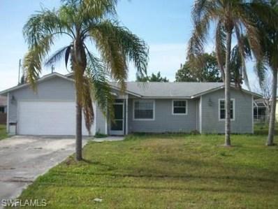 1314 9th TER, Cape Coral, FL 33991 - #: 218083530