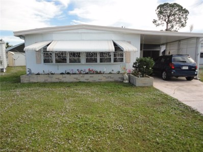 614 Pine Grove CT, North Fort Myers, FL 33917 - #: 218083610