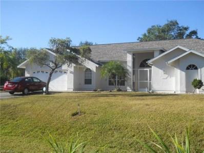 1841 Lindsay ST, Lehigh Acres, FL 33972 - #: 218084118