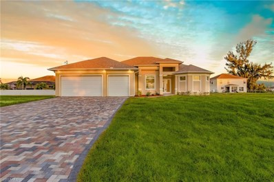 617 37th PL, Cape Coral, FL 33993 - #: 218084279