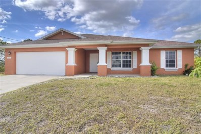 3603 Hanna N AVE, Lehigh Acres, FL 33971 - MLS#: 218084428