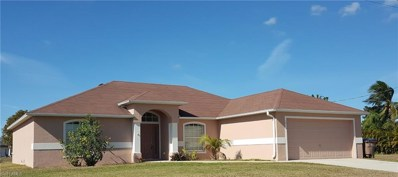 1014 2nd PL, Cape Coral, FL 33909 - MLS#: 218084696