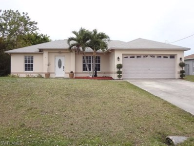 3112 1st AVE, Cape Coral, FL 33909 - MLS#: 218084731