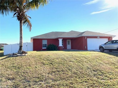 1842 Diplomat W PKY, Cape Coral, FL 33993 - MLS#: 218084784