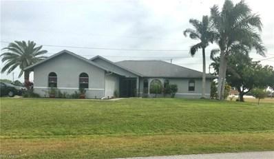 1547 24th PL, Cape Coral, FL 33993 - #: 218084872