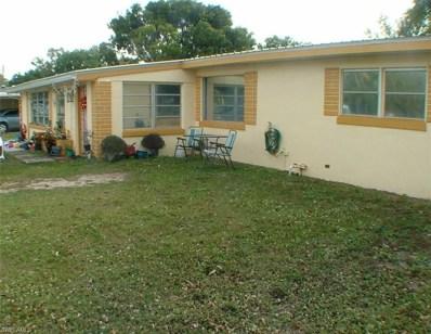 32 Seminole CT, Fort Myers, FL 33916 - MLS#: 218084915