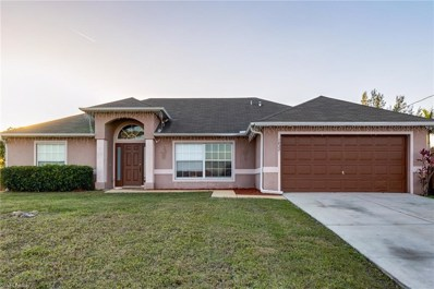 1832 20th PL, Cape Coral, FL 33993 - #: 219000119