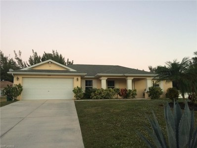 1119 25th AVE, Cape Coral, FL 33993 - #: 219000122