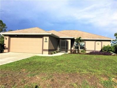 1015 Wagner AVE, Lehigh Acres, FL 33972 - MLS#: 219000249