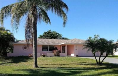 3122 22nd PL, Cape Coral, FL 33904 - MLS#: 219000449