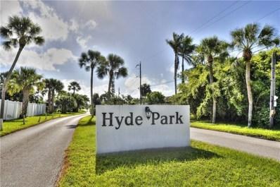 861 Courtington LN, Fort Myers, FL 33919 - #: 219000495