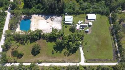 19701 Skipper RD, North Fort Myers, FL 33917 - MLS#: 219000504