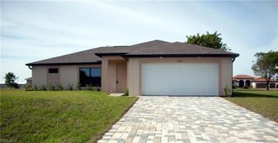 4147 Garden BLVD, Cape Coral, FL 33909 - MLS#: 219000526