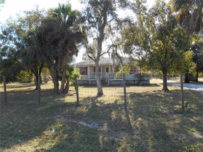 178 Hunting Club AVE, Clewiston, FL 33440 - #: 219000962