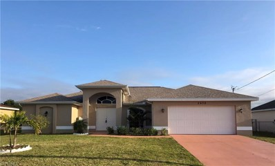 2439 Embers TER, Cape Coral, FL 33991 - #: 219001169