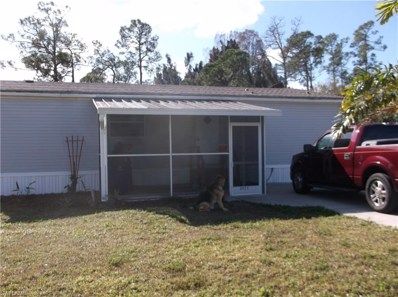 2023 Gish LN, North Fort Myers, FL 33917 - MLS#: 219001449