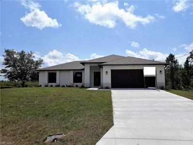 3409 18th W ST, Lehigh Acres, FL 33971 - MLS#: 219001615