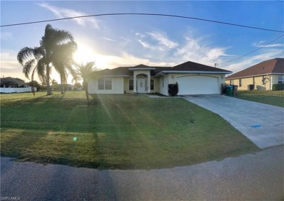 228 29th AVE, Cape Coral, FL 33993 - MLS#: 219001657