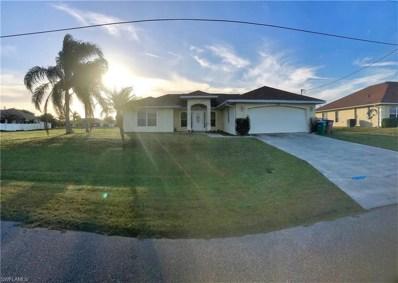 228 29th AVE, Cape Coral, FL 33993 - MLS#: 219001657