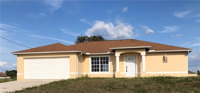 2527 8th PL, Cape Coral, FL 33993 - MLS#: 219002404