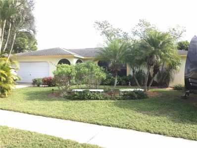5923 Sandburg DR, North Fort Myers, FL 33903 - #: 219002603
