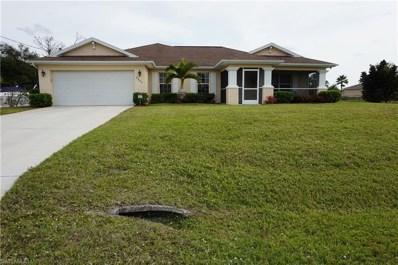 4609 Inez S AVE, Lehigh Acres, FL 33976 - MLS#: 219002636