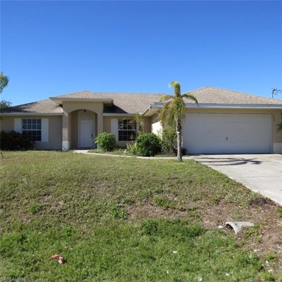 108 2nd AVE, Cape Coral, FL 33990 - MLS#: 219002810
