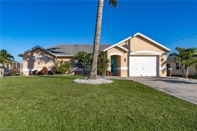 2721 22nd PL, Cape Coral, FL 33914 - MLS#: 219003347