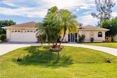 426 24th ST, Cape Coral, FL 33991 - MLS#: 219003393